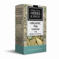 Infinity Foods Organic Bay Leaves 10g